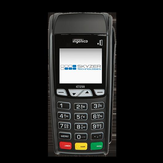 ICT250-100 eftpos