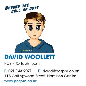 Dave Woollett profile pospro