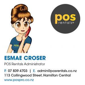 Esmae Croser profile pospro